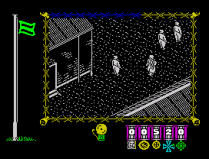 The Great Escape ZX Spectrum 69