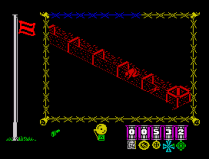 The Great Escape ZX Spectrum 74