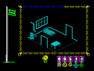 The Great Escape ZX Spectrum 75