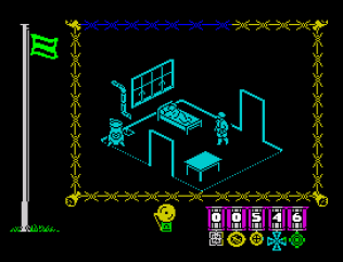 The Great Escape ZX Spectrum 76
