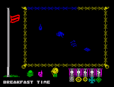 The Great Escape ZX Spectrum 77