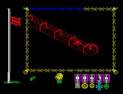 The Great Escape ZX Spectrum 78