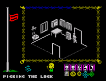 The Great Escape ZX Spectrum 79