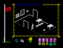 The Great Escape ZX Spectrum 80