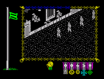 The Great Escape ZX Spectrum 82