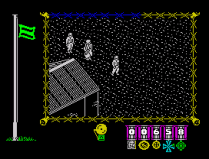 The Great Escape ZX Spectrum 83