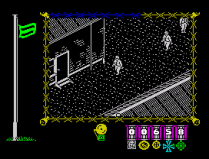 The Great Escape ZX Spectrum 84