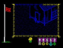 The Great Escape ZX Spectrum 85
