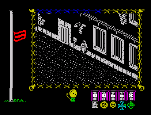 The Great Escape ZX Spectrum 86