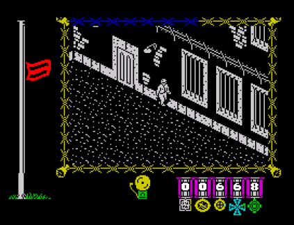 The Great Escape ZX Spectrum 86
