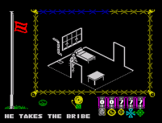 The Great Escape ZX Spectrum 88