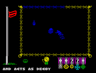The Great Escape ZX Spectrum 89