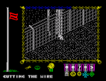 The Great Escape ZX Spectrum 90
