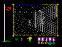 The Great Escape ZX Spectrum 91