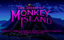 The Secret of Monkey Island PC 01