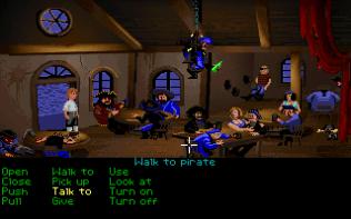 The Secret of Monkey Island PC 08