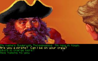 The Secret of Monkey Island PC 09