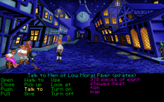 The Secret of Monkey Island PC 25