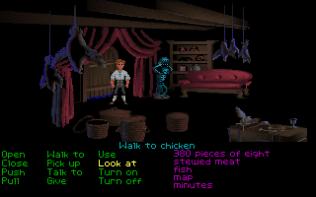 The Secret of Monkey Island PC 27