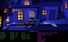 The Secret of Monkey Island PC 31