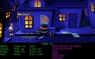 The Secret of Monkey Island PC 31