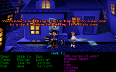 The Secret of Monkey Island PC 32