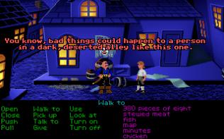 The Secret of Monkey Island PC 32