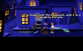 The Secret of Monkey Island PC 34