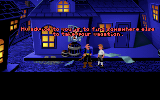 The Secret of Monkey Island PC 36