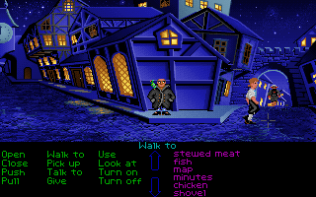 The Secret of Monkey Island PC 43