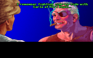 The Secret of Monkey Island PC 50
