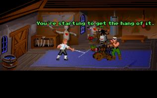 The Secret of Monkey Island PC 54