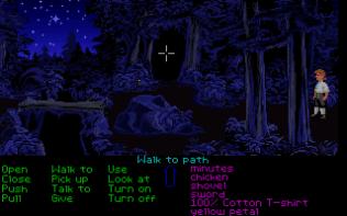 The Secret of Monkey Island PC 86