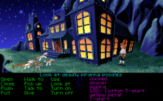 The Secret of Monkey Island PC 92