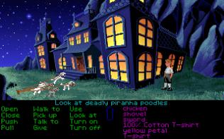 The Secret of Monkey Island PC 92