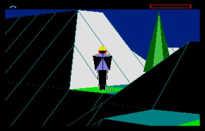 The Sentinel Atari ST 09