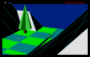 The Sentinel Atari ST 10