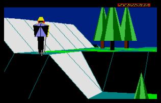 The Sentinel Atari ST 11