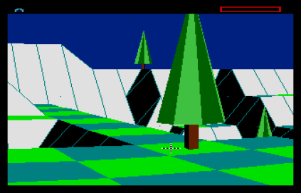 The Sentinel Atari ST 12