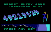 The Sentinel Atari ST 19