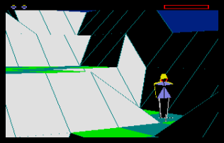 The Sentinel Atari ST 21