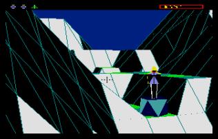 The Sentinel Atari ST 22
