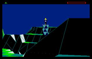 The Sentinel Atari ST 32