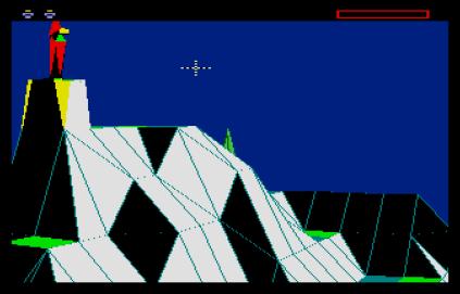 The Sentinel Atari ST 34