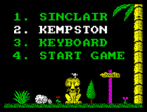 Three Weeks in Paradise ZX Spectrum 03