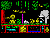 Three Weeks in Paradise ZX Spectrum 04