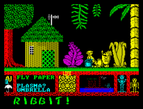Three Weeks in Paradise ZX Spectrum 07