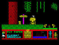 Three Weeks in Paradise ZX Spectrum 08