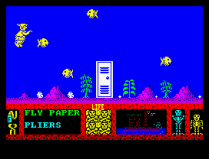 Three Weeks in Paradise ZX Spectrum 18