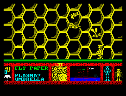 Three Weeks in Paradise ZX Spectrum 20